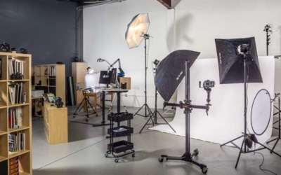 New Photo Studio Lights Up Woodbridge