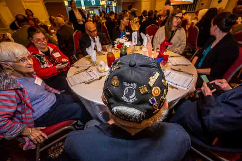 Event photography at the 2019 Salute to Armed Forces at MCB Quantico