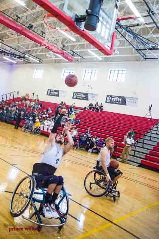 Event photography at the 2015 Warrior Games at MCB Quantico