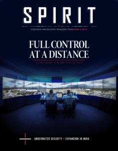 SPIRIT Magazine cover April 2015