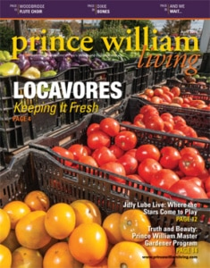 Prince William Living April 2015 Cover