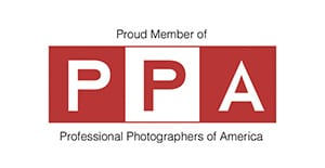 Professional Photographers of America badge