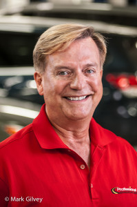 Professional Collision Owner - Corporate Portrait - Head Shot