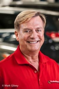 Professional Collision Owner – Corporate Portrait – Head Shot