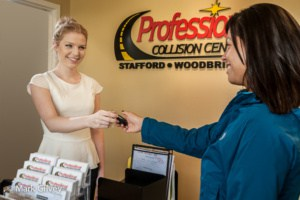 Professional Collision – Happy Customer