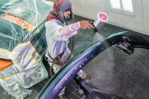 Professional Collision - Woodbridge Painting Booth
