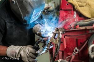 Professional Collision - Welding