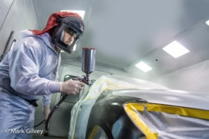 Professional Collision – Stafford Painting Booth