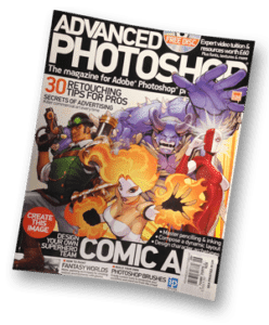 Advanced Photoshop: issue 126 Cover