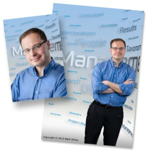 Corporate Portrait Make Photo Illustration