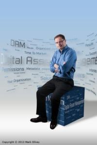Corporate Portrait in 3D Photo Illustration